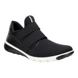 ECCO Intrinsic 2 Slip On Sneaker Black