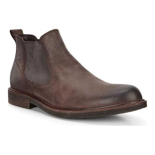3cfc0022 Men's ECCO Kenton Chelsea Boot Coffee Cow Leather