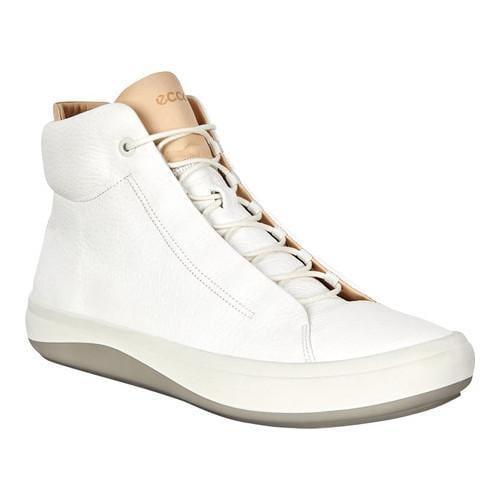 19b0d770caadf1 Thumbnail Men  x27 s ECCO Kinhin Mid Sneaker White Veg Tan Leather ...