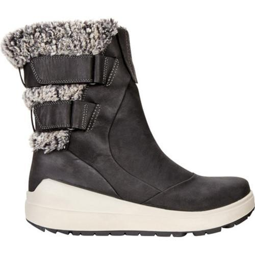 ECCO Noyce Lite Snow Boot Black Cow