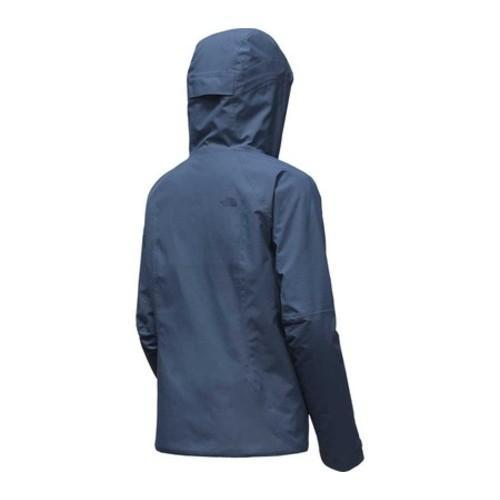 71dd6046c Women's The North Face Fuseform Montro Insulated Jacket Shady Blue Fuse
