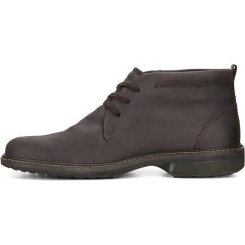 90a8a2089cf67 Shop Men's ECCO Turn GORE-TEX Chukka Tie Boot Mocha Cow Oil Nubuck ...