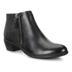 ECCO Touch 35 Ankle Bootie Black