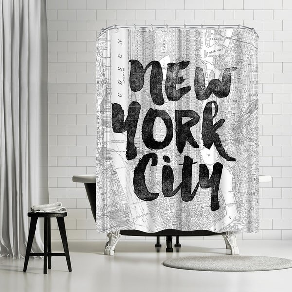 Americanflat New York City Shower Curtain