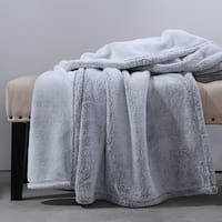 Berkshire Blanket Frosted PrimaLush Throw