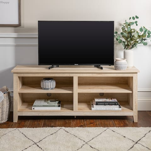 "58"" TV Stand Console - 58 x 16 x 24h"