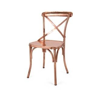 Darra Copper Iron Side Chair
