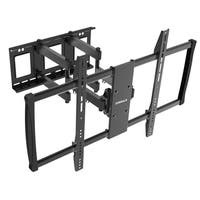 Full Motion Wall Mount For 60-100in TVs
