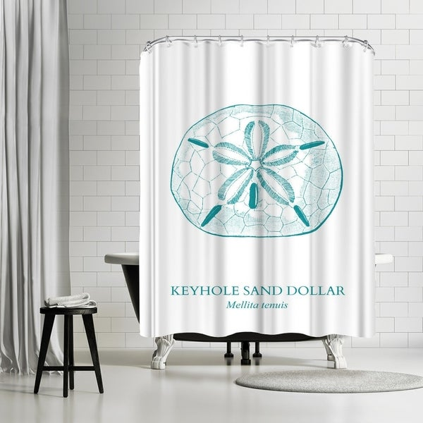 Shop Americanflat Sand Dollar Shower Curtain