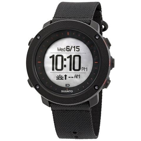 Suunto Traverse Alpha GPS/GLONASS Watch (Black/Red)
