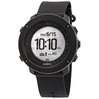 Suunto Traverse Alpha GPS/GLONASS Watch (Black/Red)