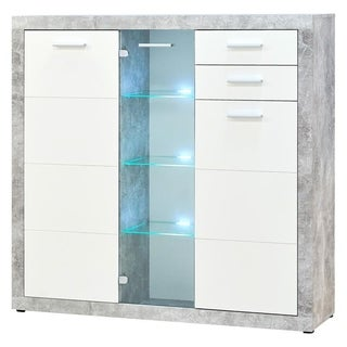STONE Accent Cabinet