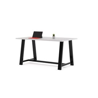 Midtown 36in H Conference Table with 36in D High Pressure Laminate Top
