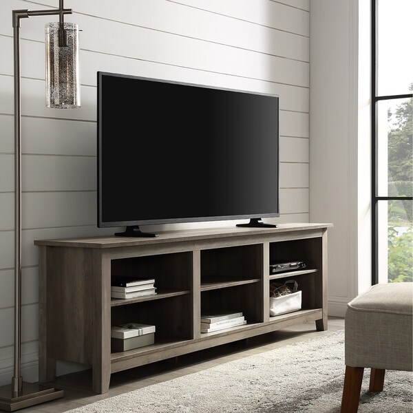 Shop 70 Tv Stand Console 70 X 16 X 24h Free Shipping Today