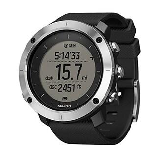 Suunto Traverse GPS/GLONASS Watch (Black)