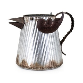 Willie Grey Iron Watering Can