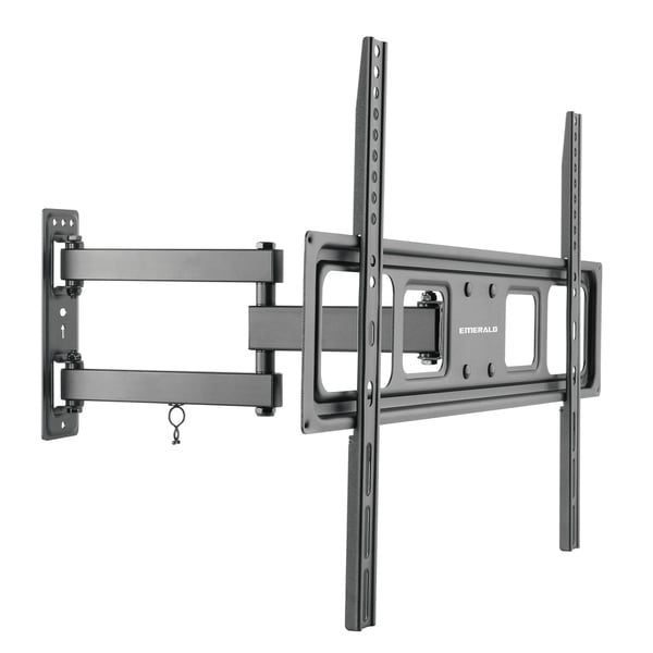 Extra Extension Full Motion Wall Mount For 37-70in TVs