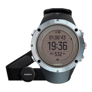 Suunto Ambit3 Peak GPS Heart Rate Monitor- Sapphire