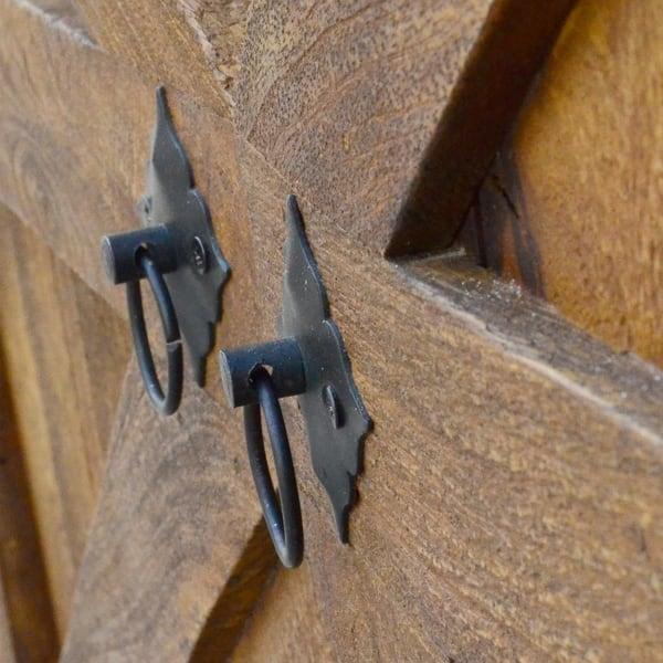 Shop Traditional 30 In Wide Single Barn Door Vanity In