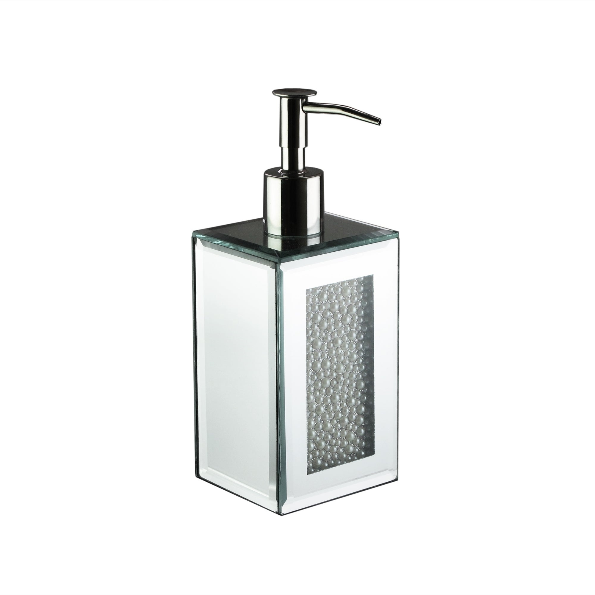 Pearl Mirror Lotion Dispenser Overstock 21506132