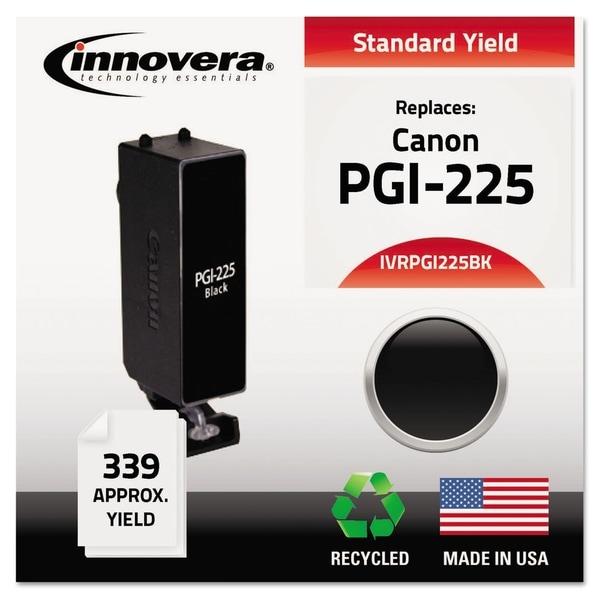 Innovera Remanufactured 4530B001 (PGI-225) Ink, Black. Opens flyout.