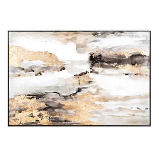 NeutraliTrisha Yearwood Framed Oil Painting
