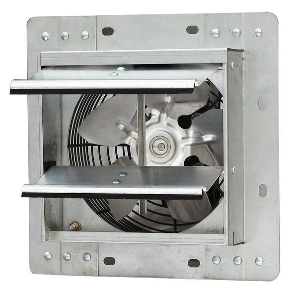 Shop Iliving Ilg8sf7v Wall Mounted Variable Speed Shutter Exhaust Fan Crawl Space Ventilator 7 Overstock 21506889