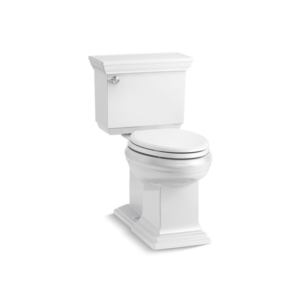 Shop Kohler K 6669 Memoirs Stately Comfort Height Two