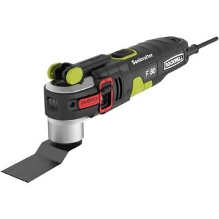 Rockwell Sonicrafter F80 4.2 Amp Oscillating Multi-Tool