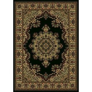 Admire Home Living Caroline Medale Oriental Rug (7'9x11')