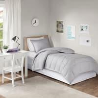 Intelligent Design Extended Drop 36-Inch Dorm Bedskirt 3-Color Option