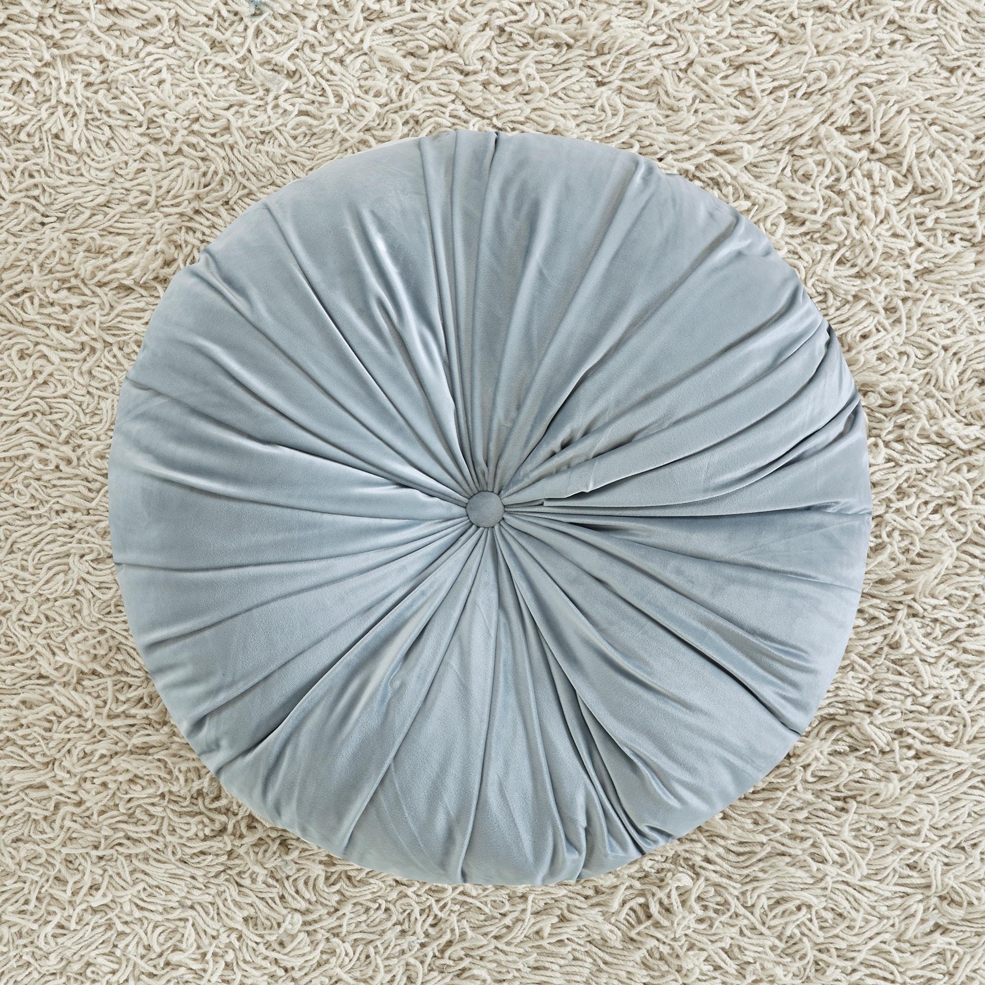 Big Round Floor Pillow Vintalicious Net