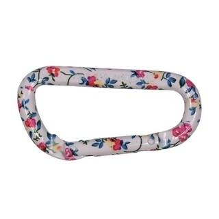 Fusionclimb I-KClip Floral Novelty Carabiner