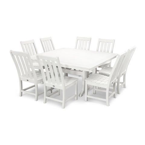 POLYWOOD® Vineyard 9-Piece Dining Set