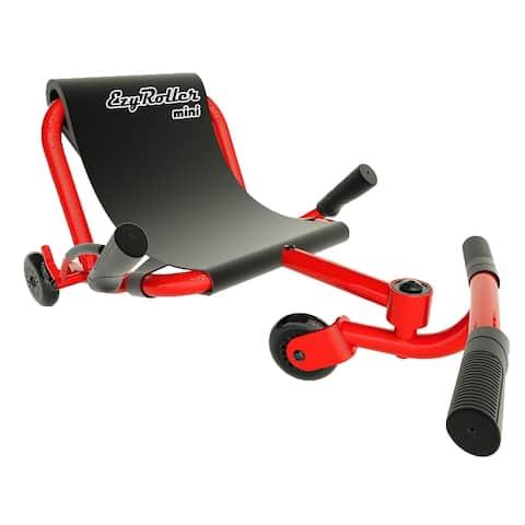 EzyRoller Mini Ultimate Riding Machine - Red