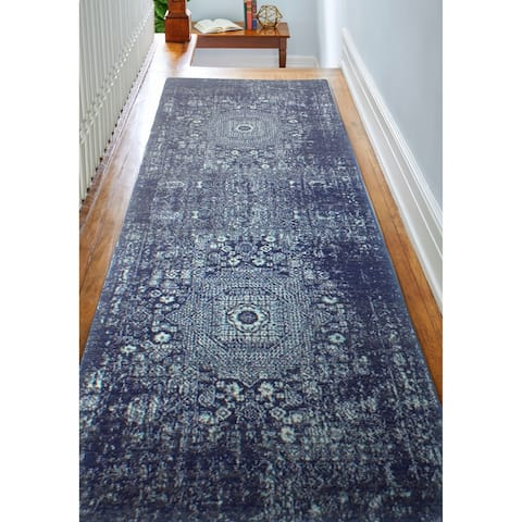 Fanny Transitional Machine Made Area Rug