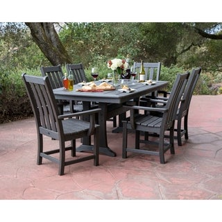 POLYWOOD® Vineyard 7-Piece Dining Set