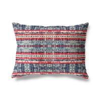 Washington Lumbar Pillow By Michelle Parascandolo