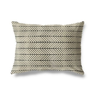 Hadid Lumbar Pillow By Kavka Designs
