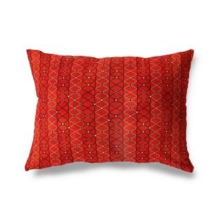 Fiesta Lumbar Pillow By Terri Ellis