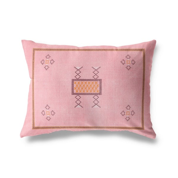 Saltillo Lumbar Pillow By Kavka Designs