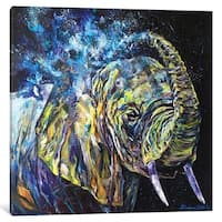 """iCanvas """"Refresher"""" by Lindsey Dahl Canvas Print"""