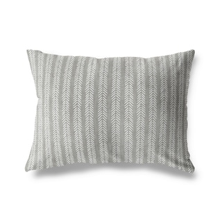 Mud Cloth Lumbar Pillow By Kavka Designs