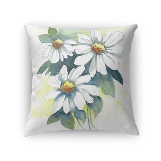 DAISIES Accent Pillow By Jayne Conte