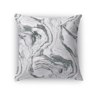 Marble Accent Pillow By Marina Gutierrez