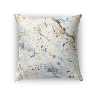 MARBLED Accent Pillow By Marina Gutierrez