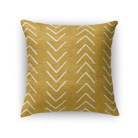 Mudcloth Accent Pillow By Marina Gutierrez