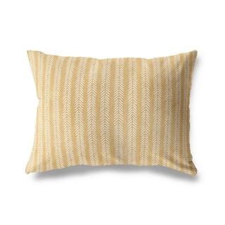 Mud Cloth Lumbar Pillow By Kavka Designs