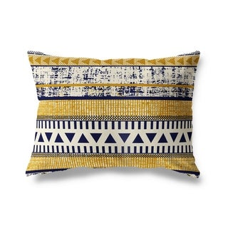 Goa Lumbar Pillow By Michelle Parascandolo