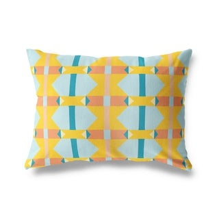 Sorrento Lumbar Pillow By Kavka Designs